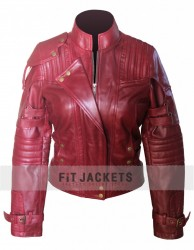 Guardians of the Galaxy Star Lord 2 Jacket for Women