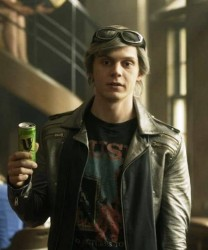 X Men Apocalypse Quicksilver Leather Jacket