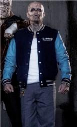 Jay Hernandez El Diablo Letterman Jacket
