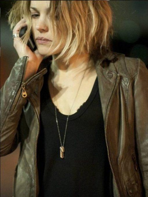 True Detective Season 2 Rachel McAdams Leather Jacket - Fit Jackets