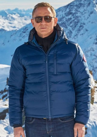 James Bond Spectre Goose Lodge Jacket Fit Jackets