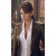 Eva Mendes Ghost Rider Roxanne Simpson Jacket