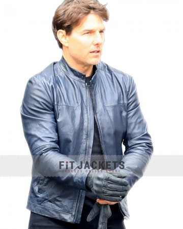 Tom Cruise Mission Impossible 6 Jacket