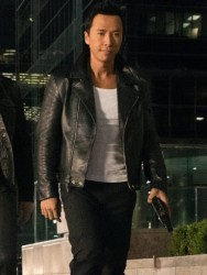 Donnie Yen XXX Return of Xander Cage Leather Jacket