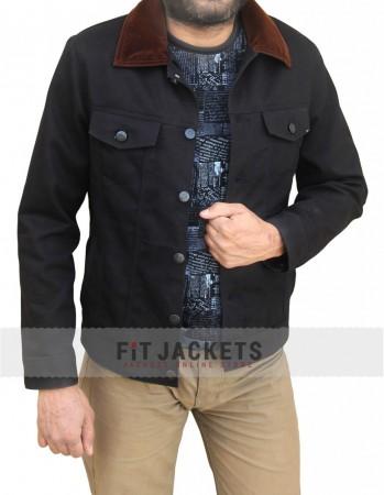 Cole Sprouse Riverdale Jughead Jones Black Jacket