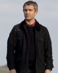dr. john watson shooting black jacket
