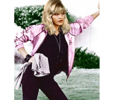 Movie Grease 2 Jacket | Pink Ladies Michelle Pfeiffer Jacket
