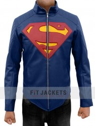 Superman Man of the Steel Jacket