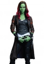 Gamora Guardians of the Galaxy Vol. 2 Coat