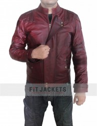 Star Lord 2 Jacket from Guardians of the Galaxy Vol. 2 movie