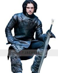 The Game of Thrones Kit Harington jacket