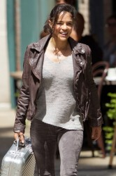 Letty Ortiz Fast and Furious 8 Michelle Rodriguez Jacket