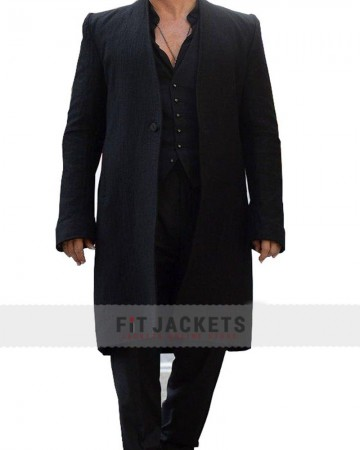 Matthew McConaughey  Black Coat