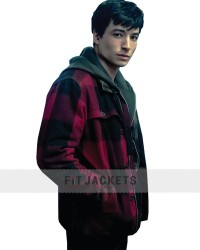 Barry Allen Red Jacket Justice League