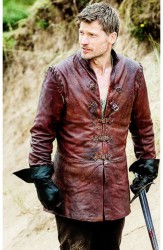 Game of_Thrones Jaime Lannister Season 6 leather jacket