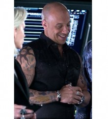 Vin Diesel Jacket Vest