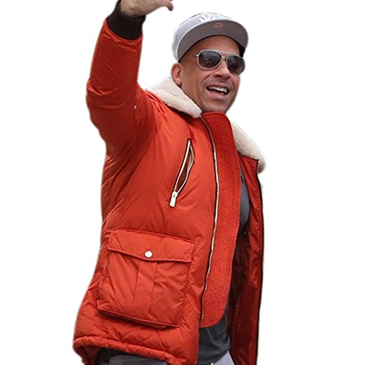 363d6a23 Vin Diesel XXX Return of Xander Cage Red Jacket - Fit Jackets