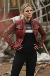 Once Upon a Time Season 6 Red Jacket
