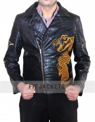 Adewale Suicide Squad Waylon JonesKiller Croc Jacket