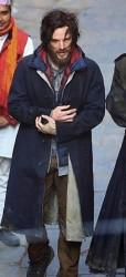 Doctor Strange Benedict Cumberbatch Blue Coat