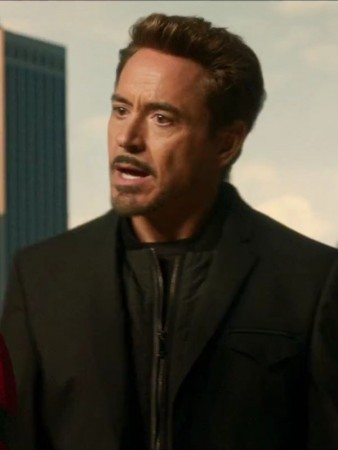 Robert Downey Jr. Coat
