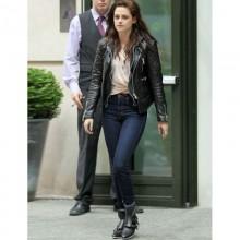 Kristen Stewart Leather Jacket