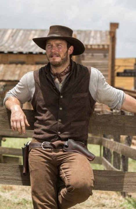 Magnificent Seven Chris Pratt