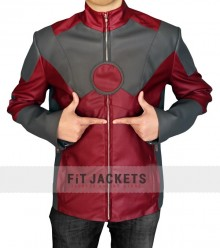 The Avengers Age of Ultron Iron Jacket