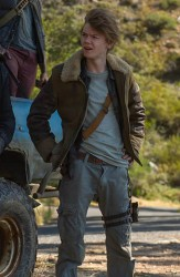 The Death Cure Maze Runner Leather Jacket