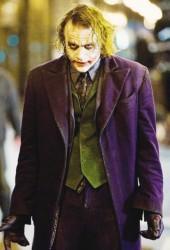 Joker Coat Costume