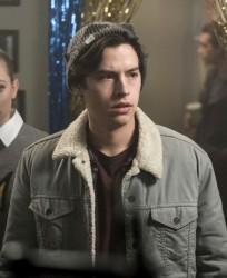 Jughead Jones Riverdale Cotton Jacket