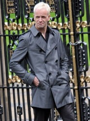 Jonny Lee Miller Trench Coat