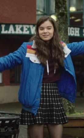 The Edge of Seventeen Hailee Steinfeld Jacket