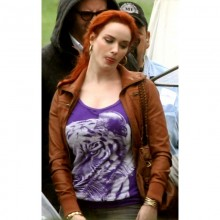 Christina Hendricks Jacket