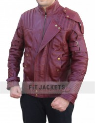 Chris Pratt Guardians of the Galaxy Star Lord 2 Jacket