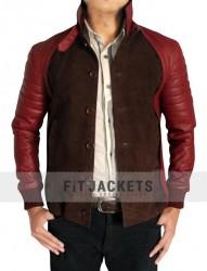 Daniel Radcliffe Leather Jacket