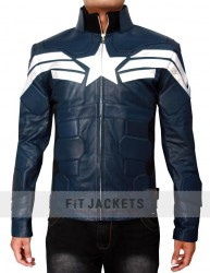 Winter Soldier Captain America Jacket