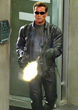 Terminator Cobra Jacket
