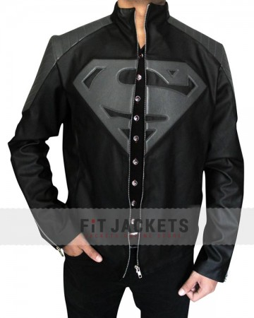 Superman_Black_and_Grey_Jacket