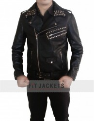 Song All Around The World Justin Bieber Leather Jacket