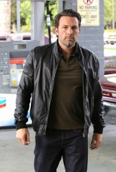 Ben Affleck The Accountant Leather Jacket