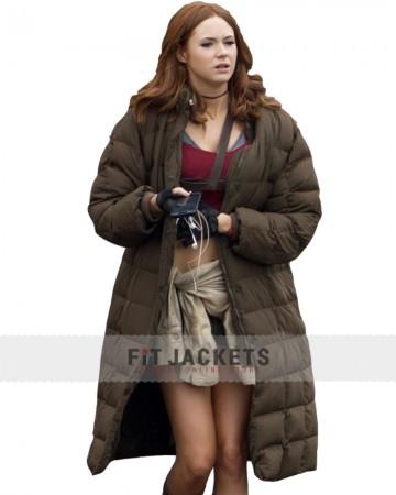 Karen Gillan Jumanji Welcome to the Jungle Coat